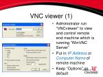 vnc viewer 1