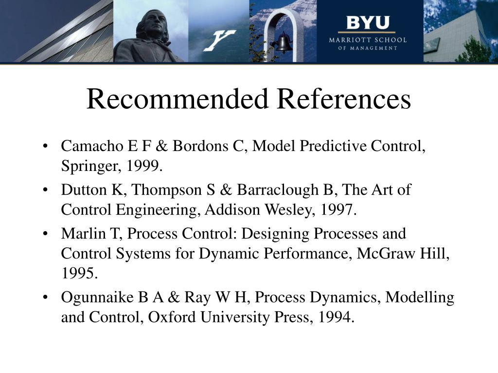 Ppt Advanced Process Control Training Presentation Powerpoint Presentation Id 157049