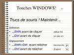 touches windows 5 5