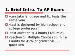 1 brief intro to ap exam3