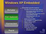 windows xp embedded9
