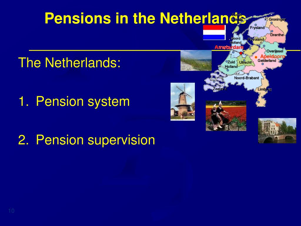 Pensions in the Netherlands