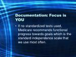 documentation focus is you39