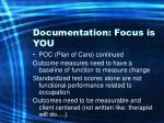 documentation focus is you47