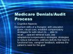 medicare denials audit process22