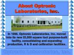 about optronic laboratories inc4