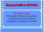 beyond mil l 85762a
