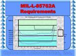 mil l 85762a requirements21