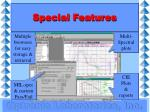 special features31