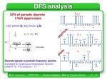 dfs analysis