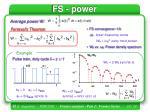 fs power