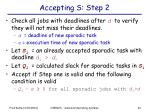 accepting s step 2