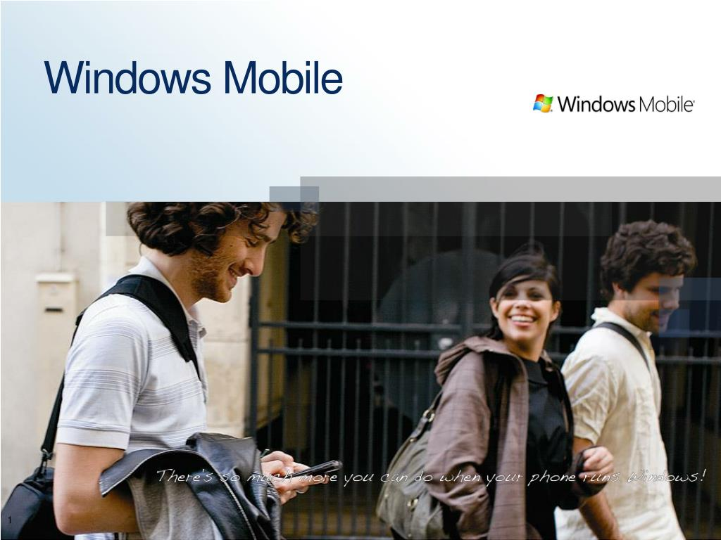 windows mobile l.