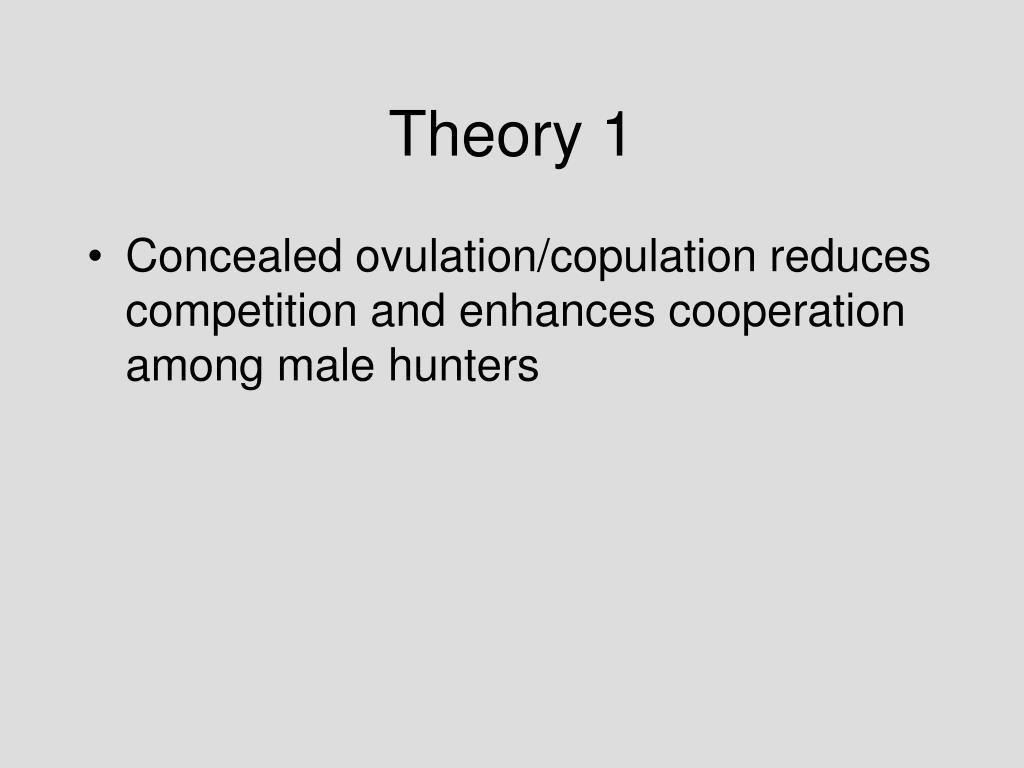 Theory 1
