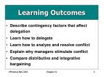learning outcomes3