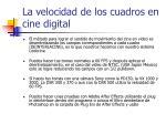 la velocidad de los cuadros en cine digital13