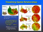 visualizing spatial relationships