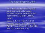 the apocalypse of john11