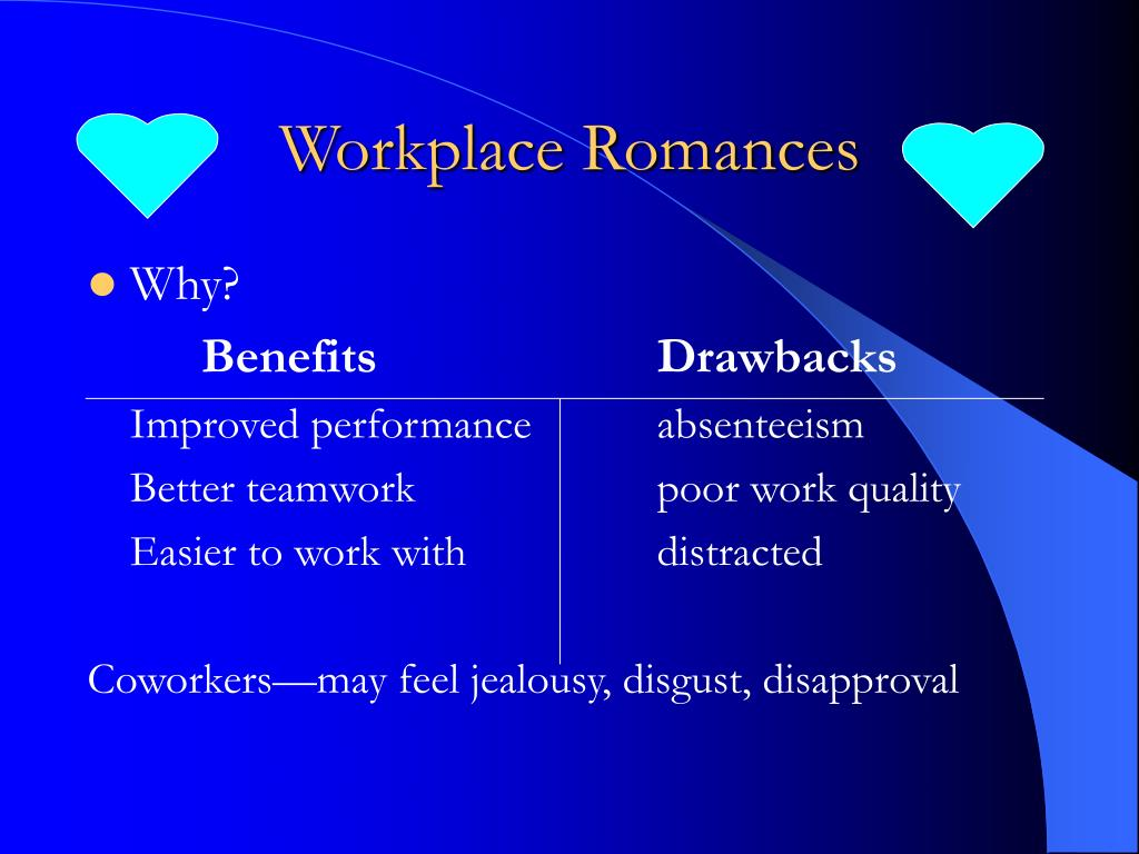 Workplace Romances