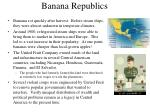 banana republics