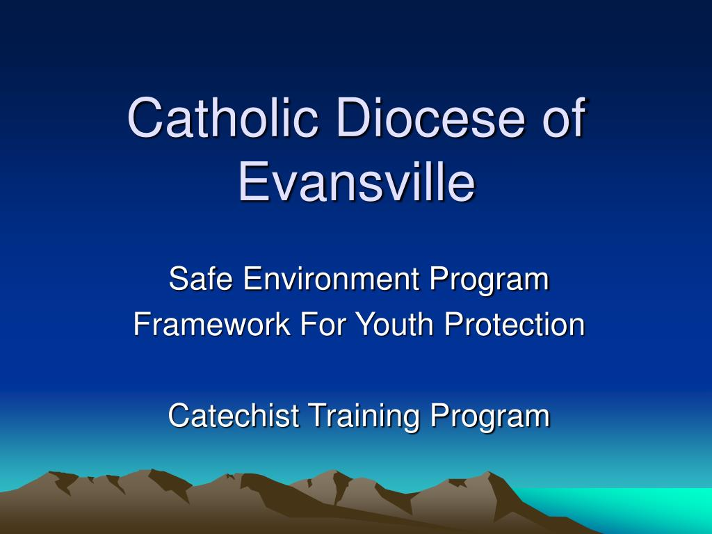 Catholic Diocese of Evansville