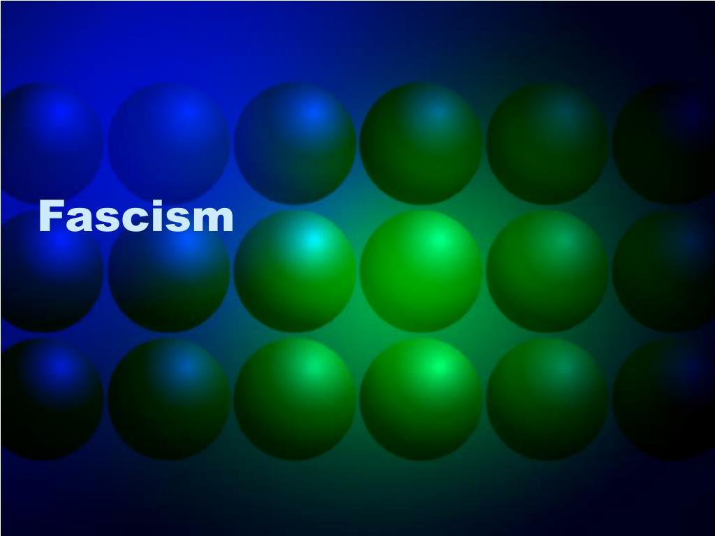 fascism l.
