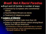 brazil not a racial paradise