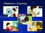 ubiquitous e learning
