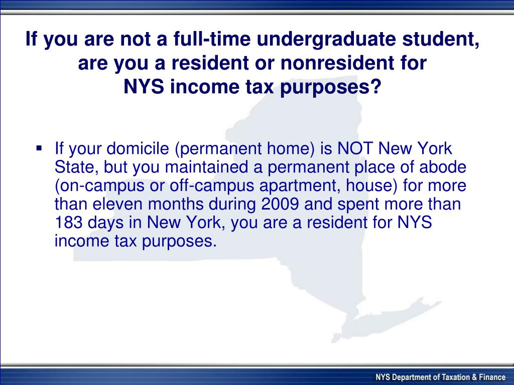 If you are not a full-time undergraduate student,