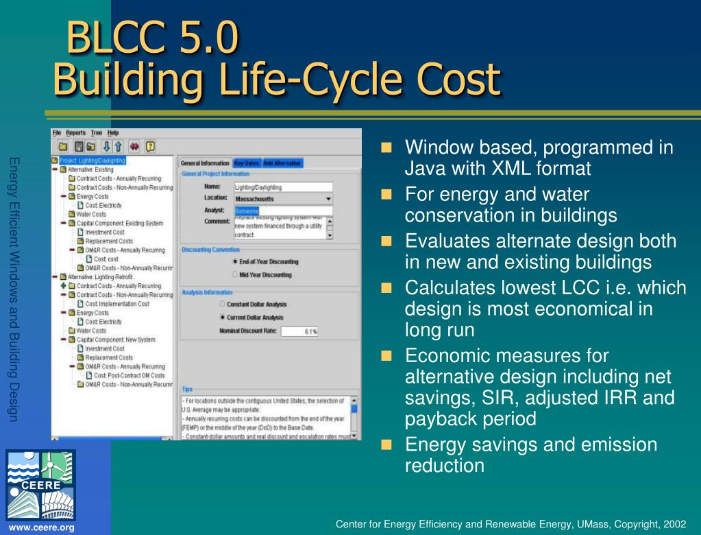 BLCC 5.0