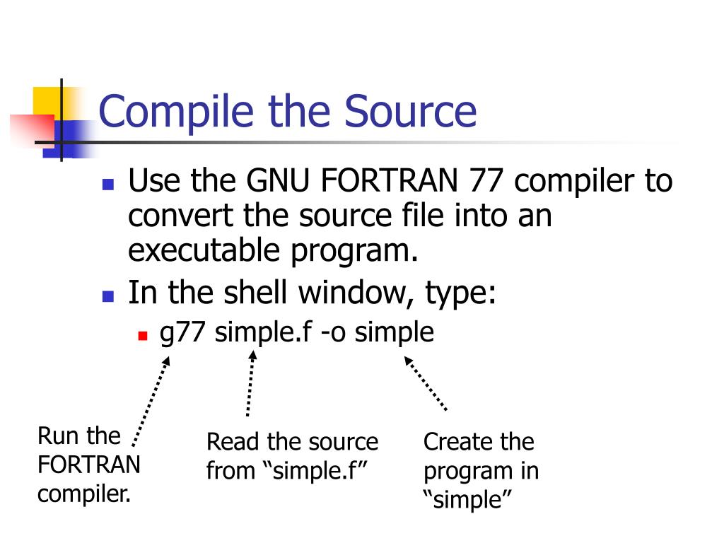 Compile the Source