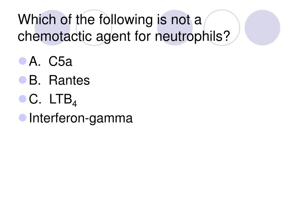 Which of the following is not a chemotactic agent for neutrophils?