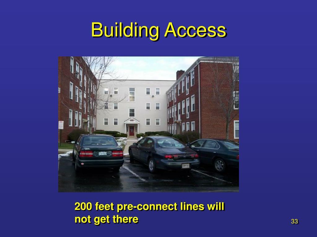 Building Access