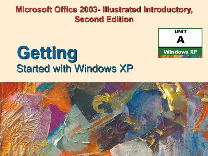 microsoft office 2003 illustrated introductory second edition n.