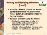 moving and resizing windows cont1