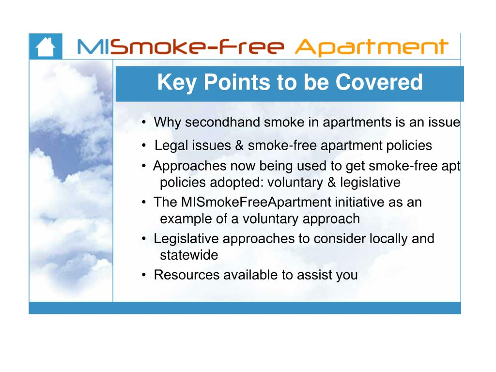 Key Points to be Covered