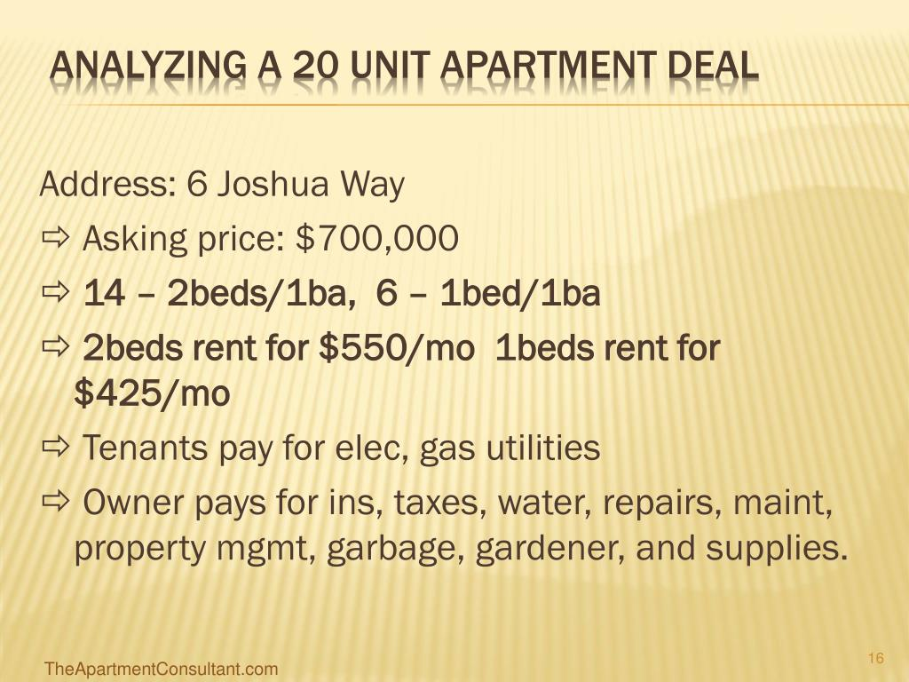 Address: 6 Joshua Way