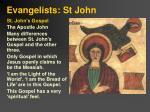 evangelists st john