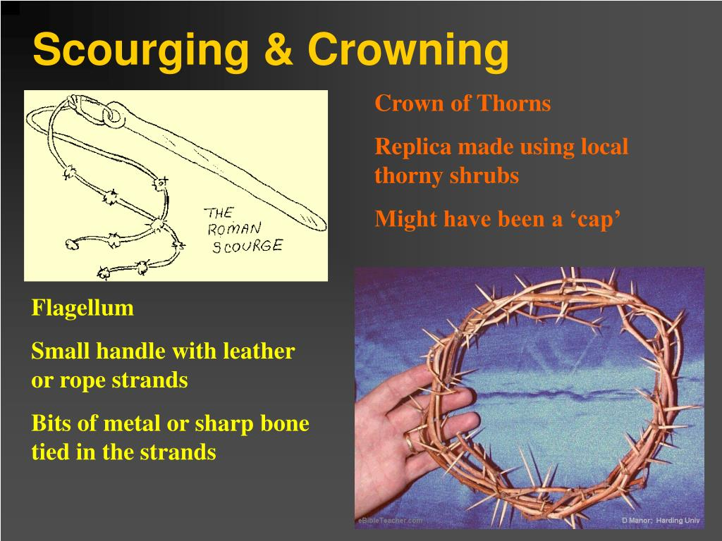 Scourging & Crowning