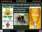 bumble bees honey