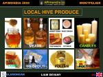local hive produce