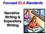 focused ela standards1