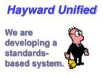 hayward unified3
