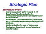 strategic plan5