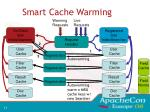smart cache warming