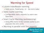 warming for speed
