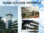 thank you for visiting us