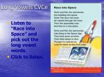 long vowels cvce59