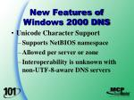 new features of windows 2000 dns87