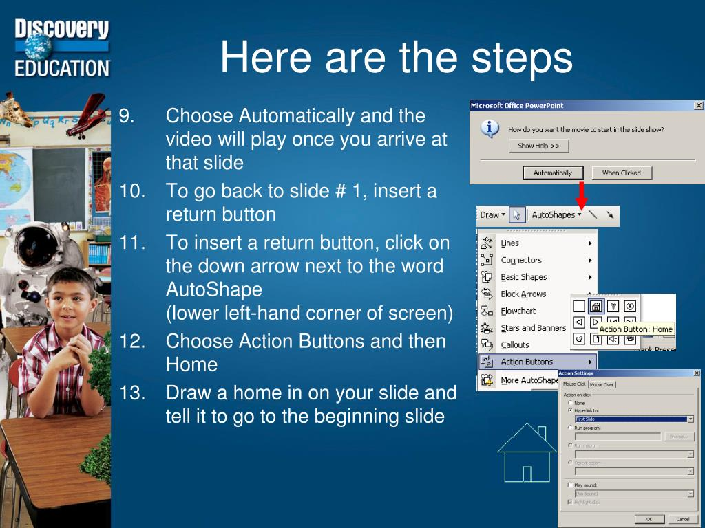 Here are the steps